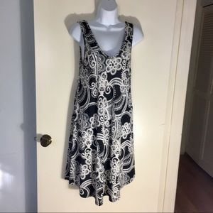 Dresses & Skirts - Casual A-line dress, one size fits all.